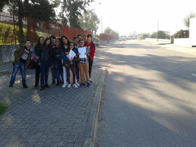 Agrupamento de Escolas de Infias – Vizela no GAD