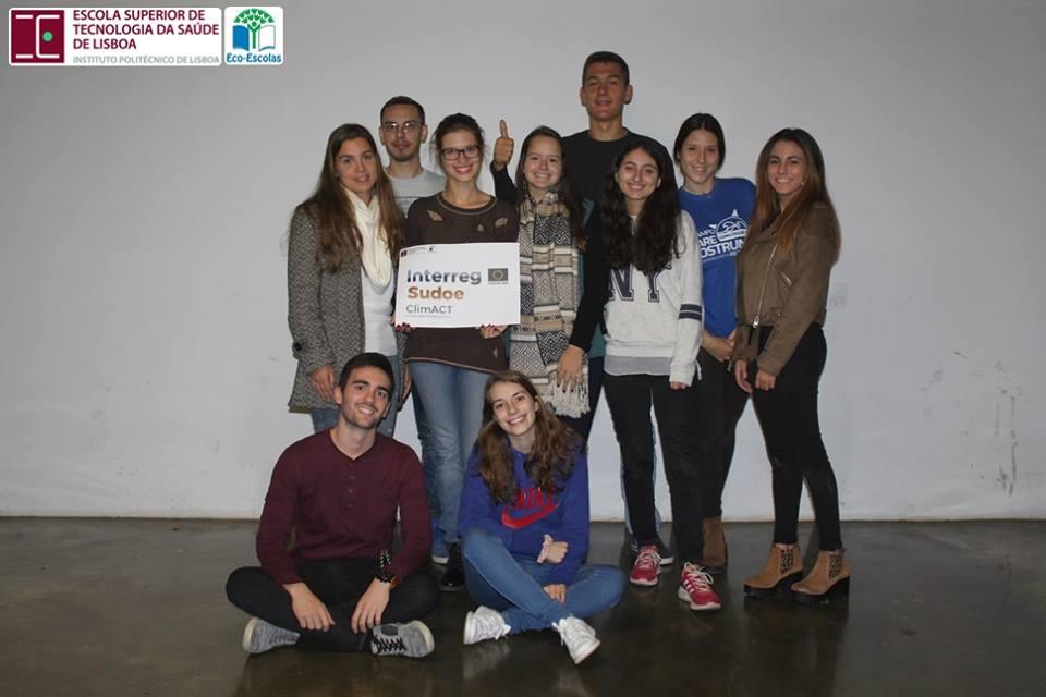 Início dos trabalhos decorrentes da sua integração no Projeto Interreg Sudoe da Escola Superior de Tecnologia da Saúde de Lisboa