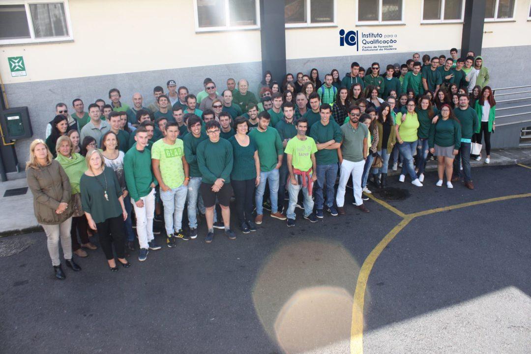 Dia Internacional Eco-Escolas no Centro de Formação da Madeira