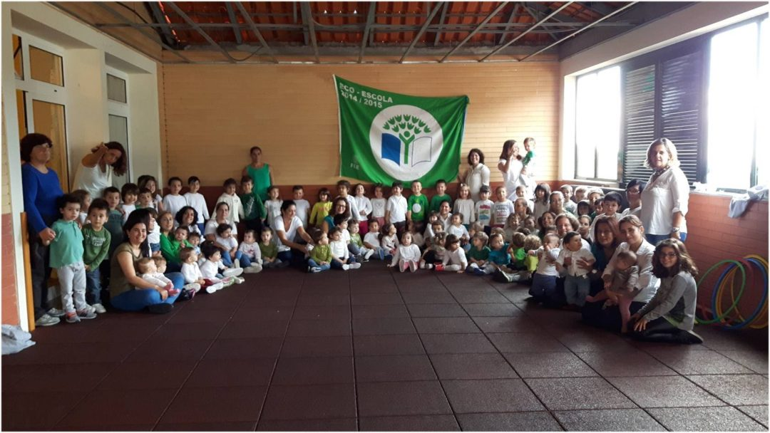 Rainha Santa Isabel Preschool celebrated the World Day of Action