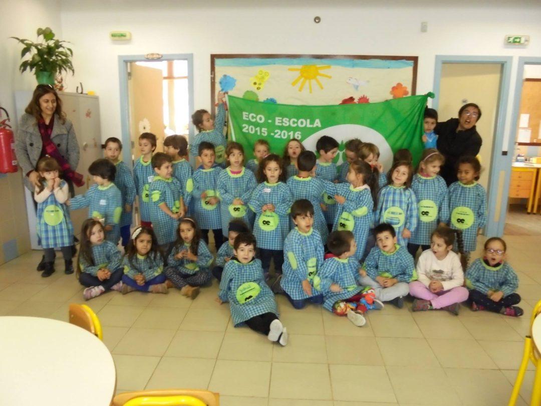 Eco-Schools World Day of Action – November 7 at Figueiredo Kindergarten