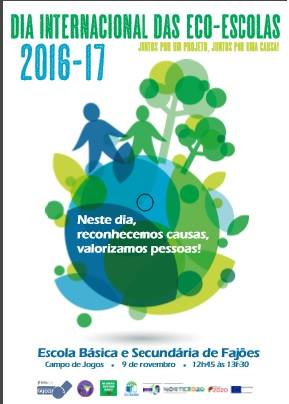 Global Action Day in Fajões School Group