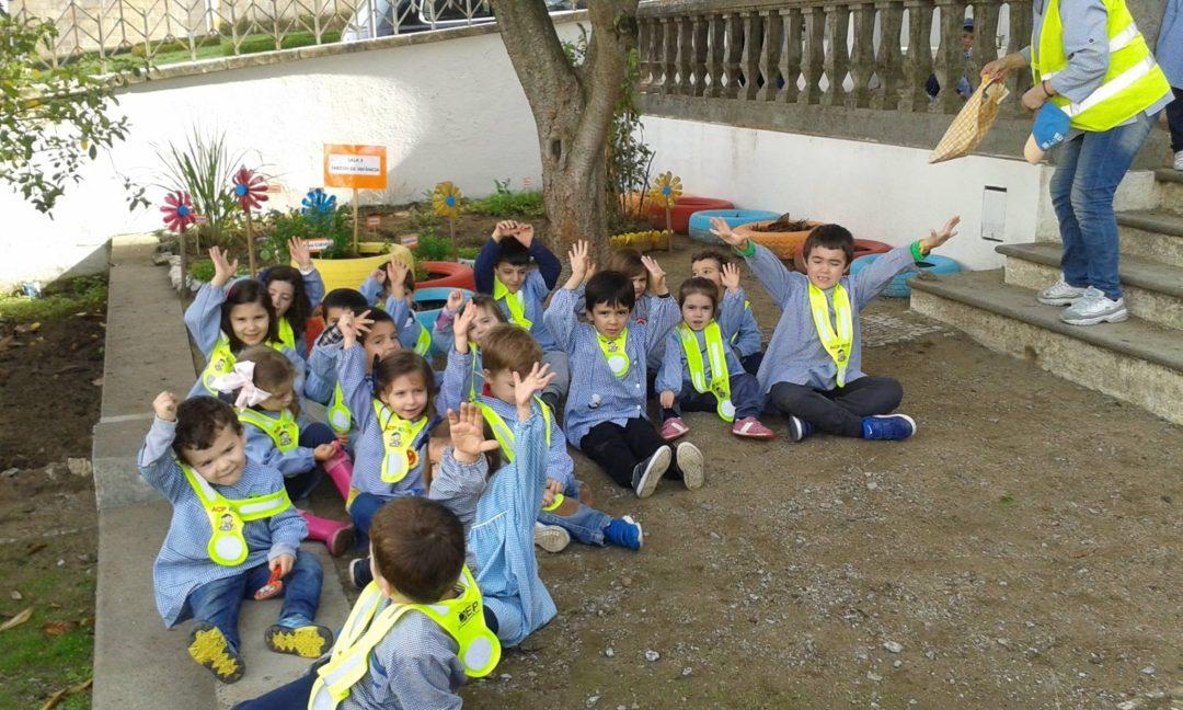 Centro de Actividade Infantil de Évora no Global Action Days