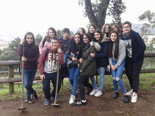 8.ºF da EB 2,3 de Real no Florestar Braga 2016