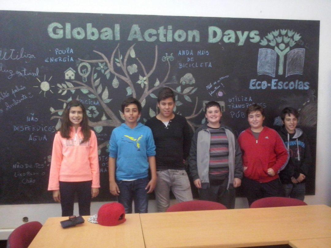 Escola Básica Integrada dos Biscoitos realiza algumas atividades