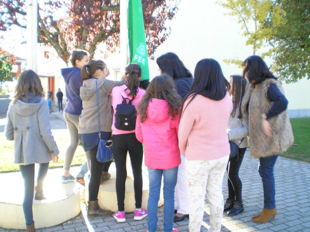 Escola básica do Viso em Viseu realizou uma feira Outonal