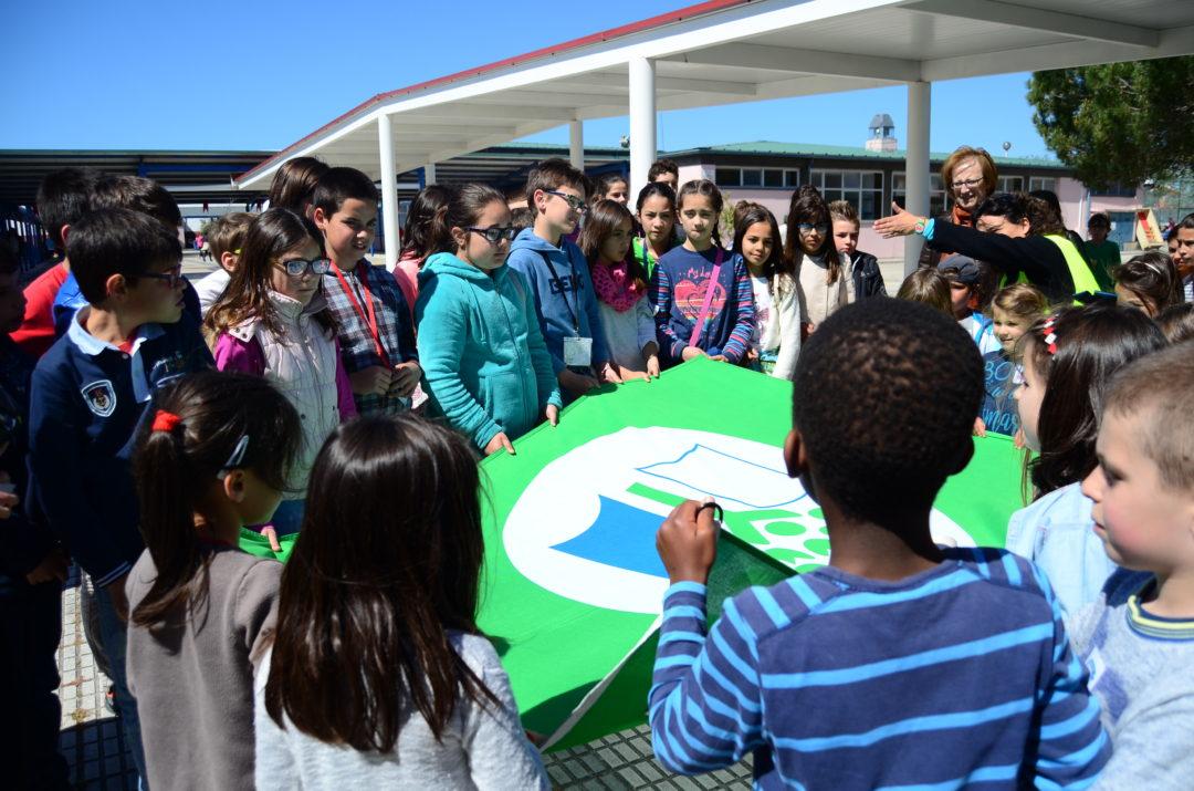 Rota das Eco-Escolas – 28 de abril de 2017