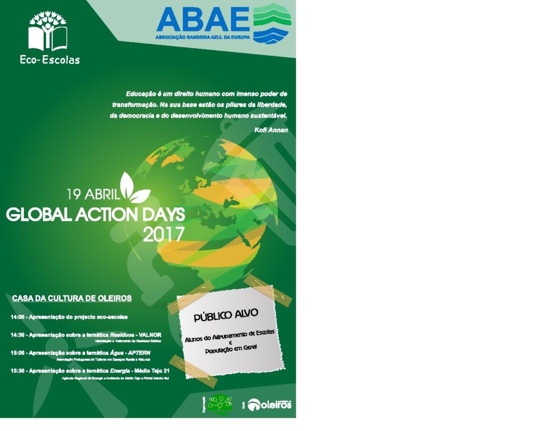 19 de abril – GLOBAL ACTION DAYS