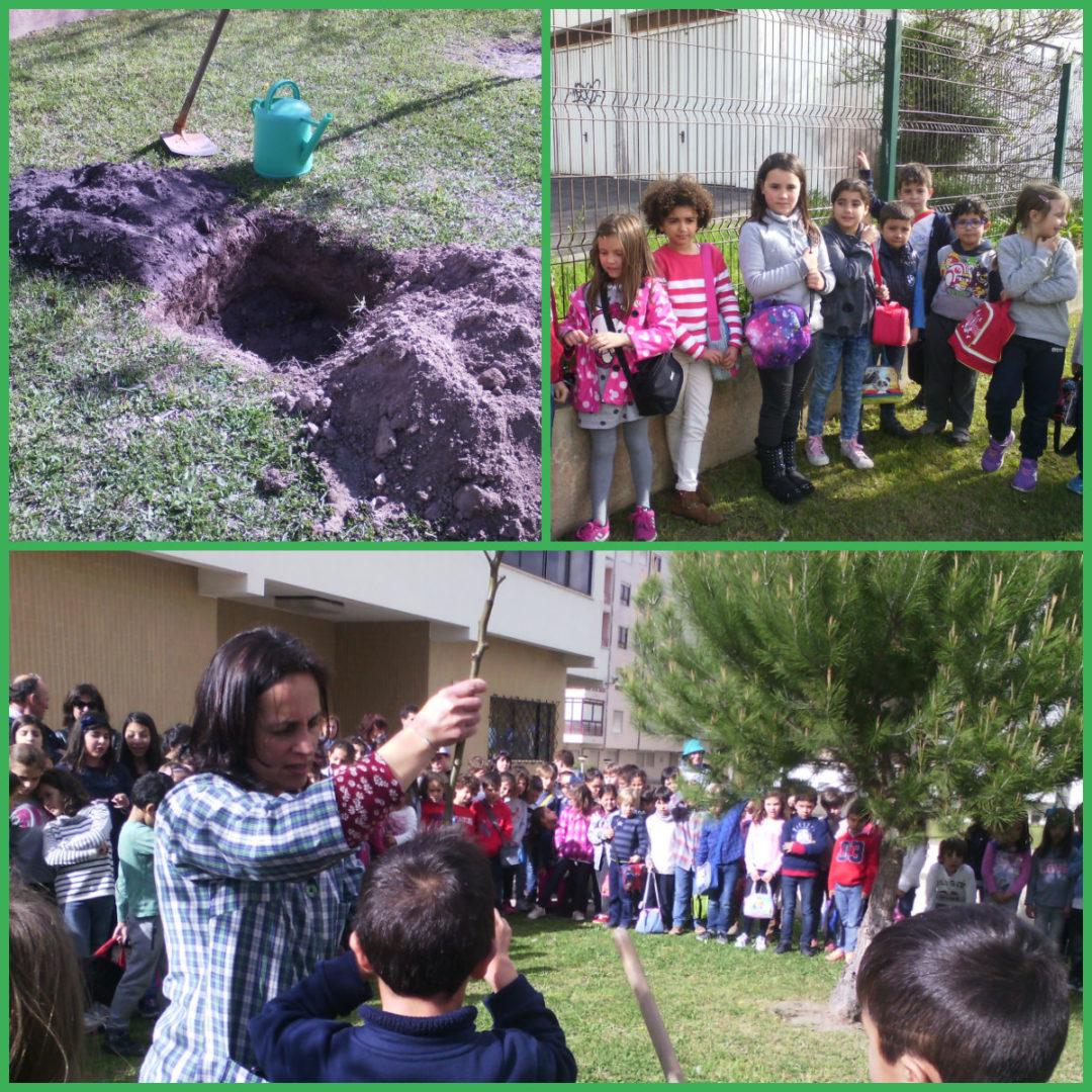 Global Action Days na escola das Abadias