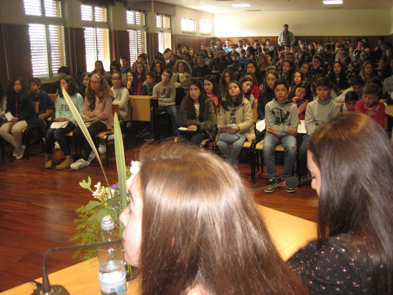 8º ciclo de conferências organizadas pela BE de Arga e Lima