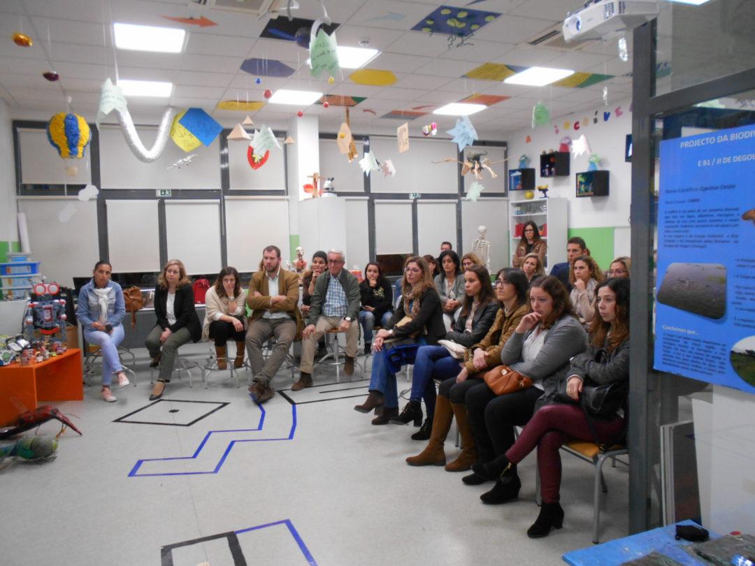 Assembleias participativas eco escolas 2017 – 10 anos de eco escolas no CEAN
