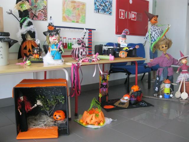 A Bruxa Mimi veio ao Jardim de Infância Beatriz Costa reciclar!