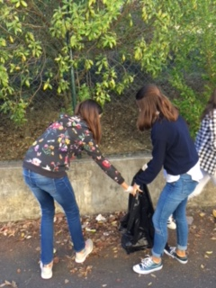 Eco-Brigada – Recolha e Separação de Resíduos do Recinto Escolar