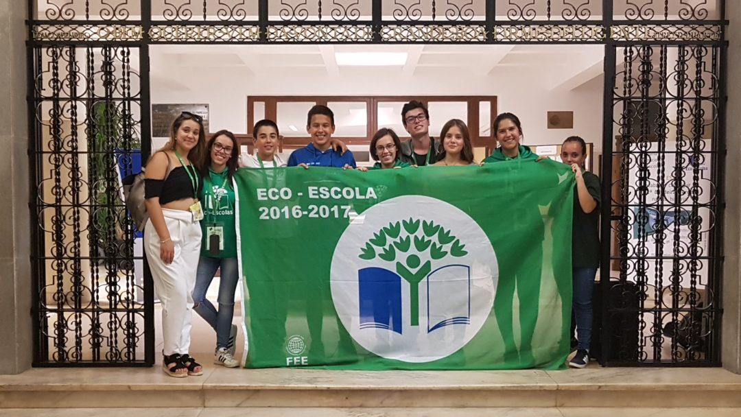 Dia do Hastear da 1ª Bandeira Verde da Alves Martins
