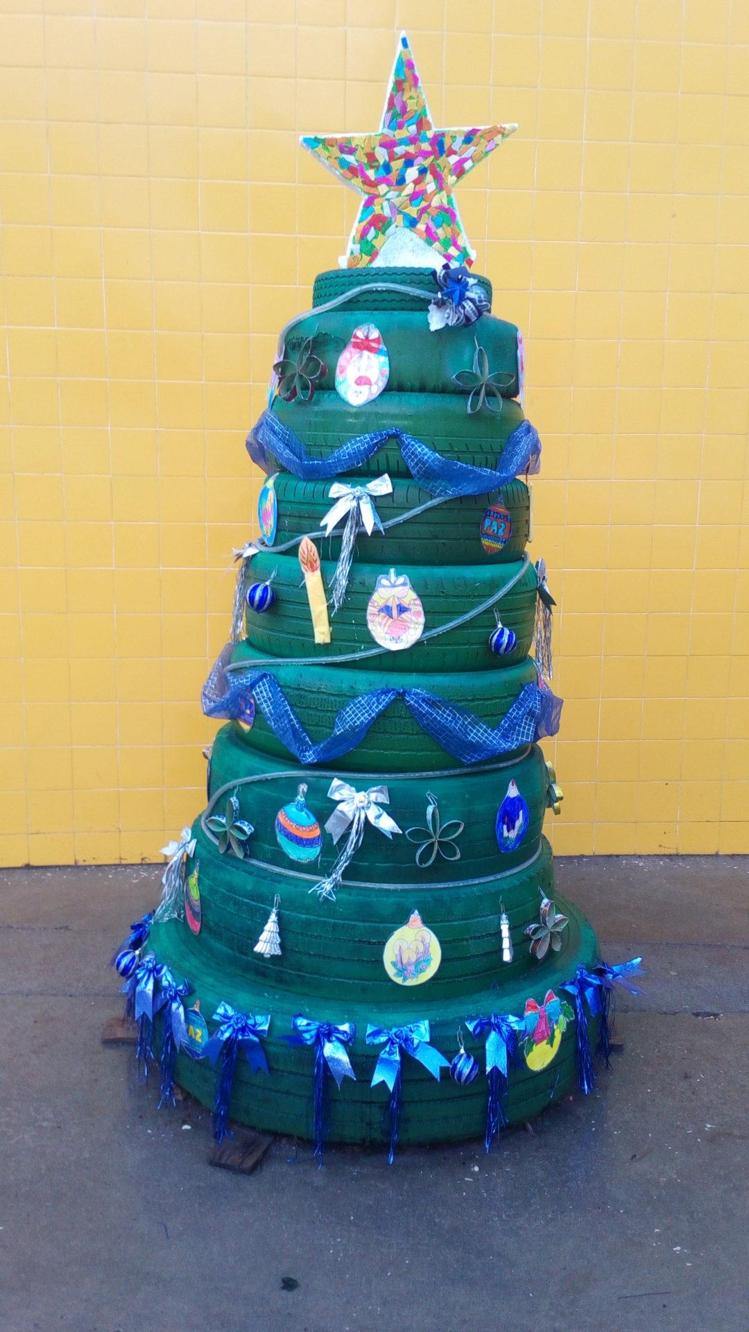 Natal: decorar a reciclar