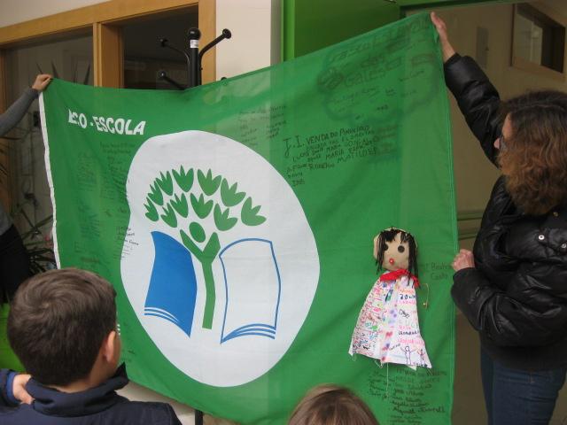 """Jardim de Infância Beatriz Costa, """"Da Rota pela Floresta à Horta Bio"""""""