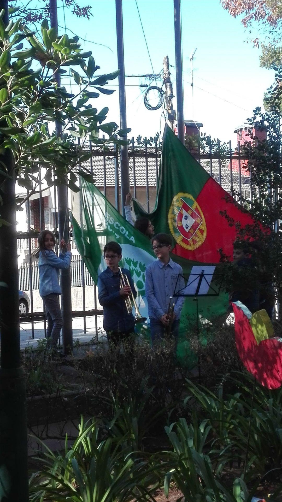 Hastear da Bandeira/Galardão 2017