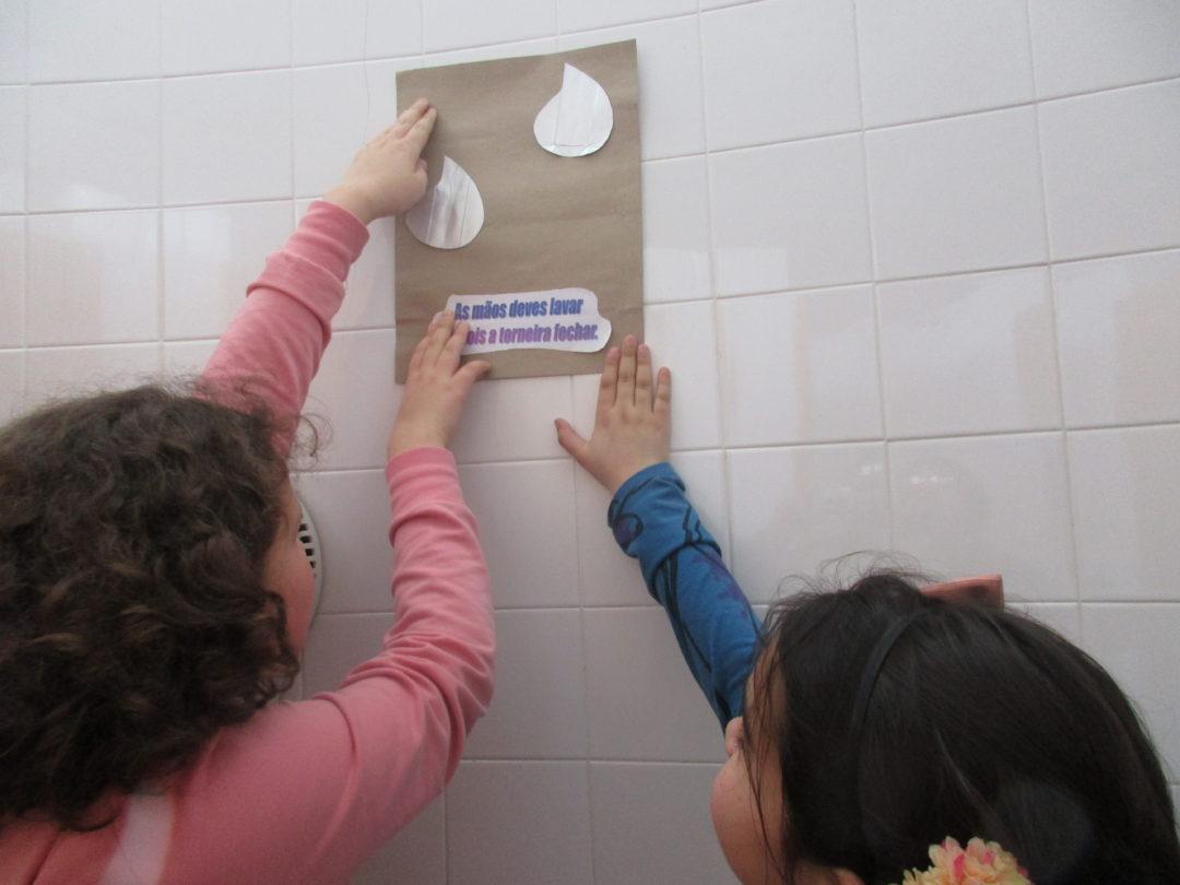 Reduzir o consumo de água e energia elétrica na Escola