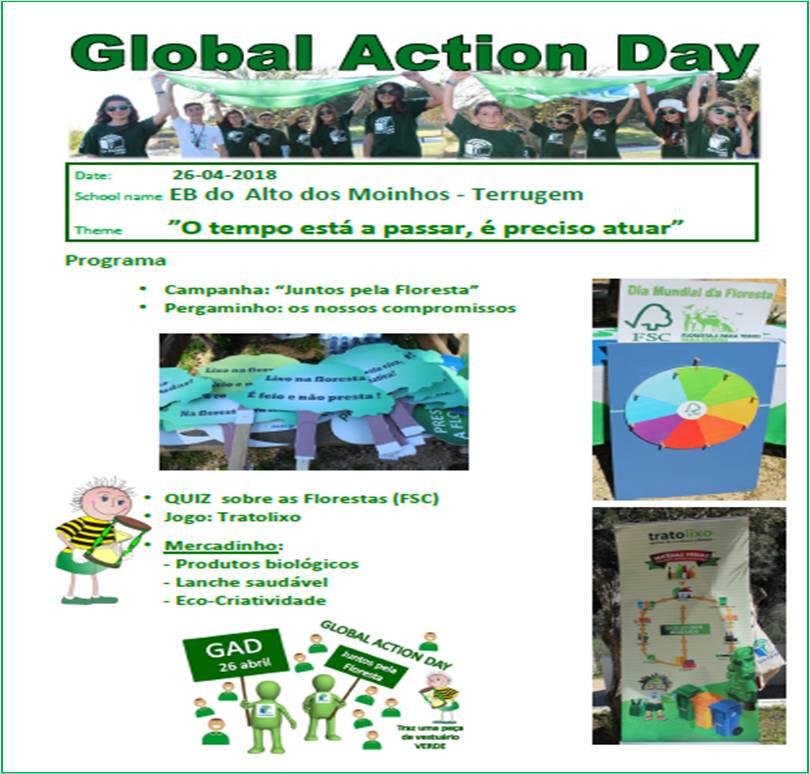 Programa GAD abril 2018