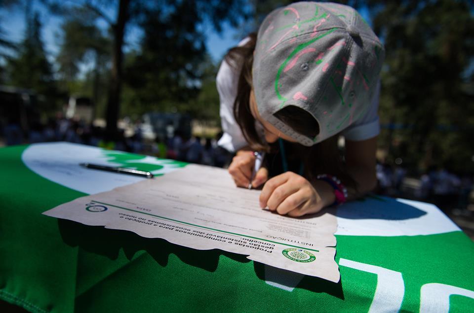 Alves Martins participa na Rota pela Floresta em Viseu