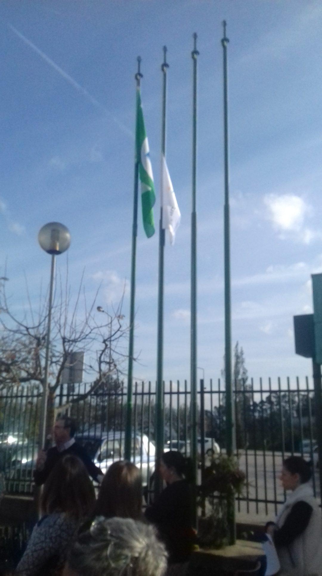 Hastear da Bandeira Eco-Escolas