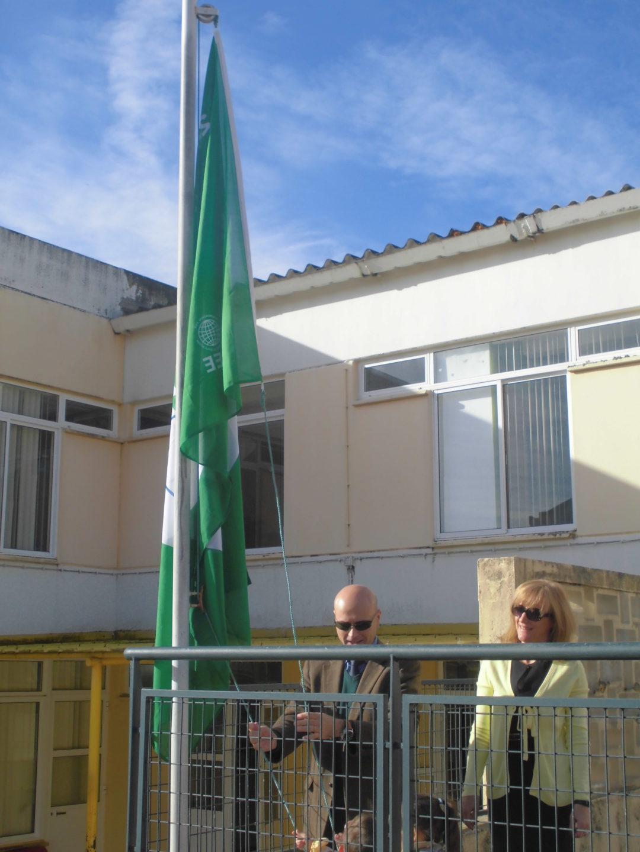 Cerimónia do Hastear da Bandeira Verde – Dia Eco-Escolas