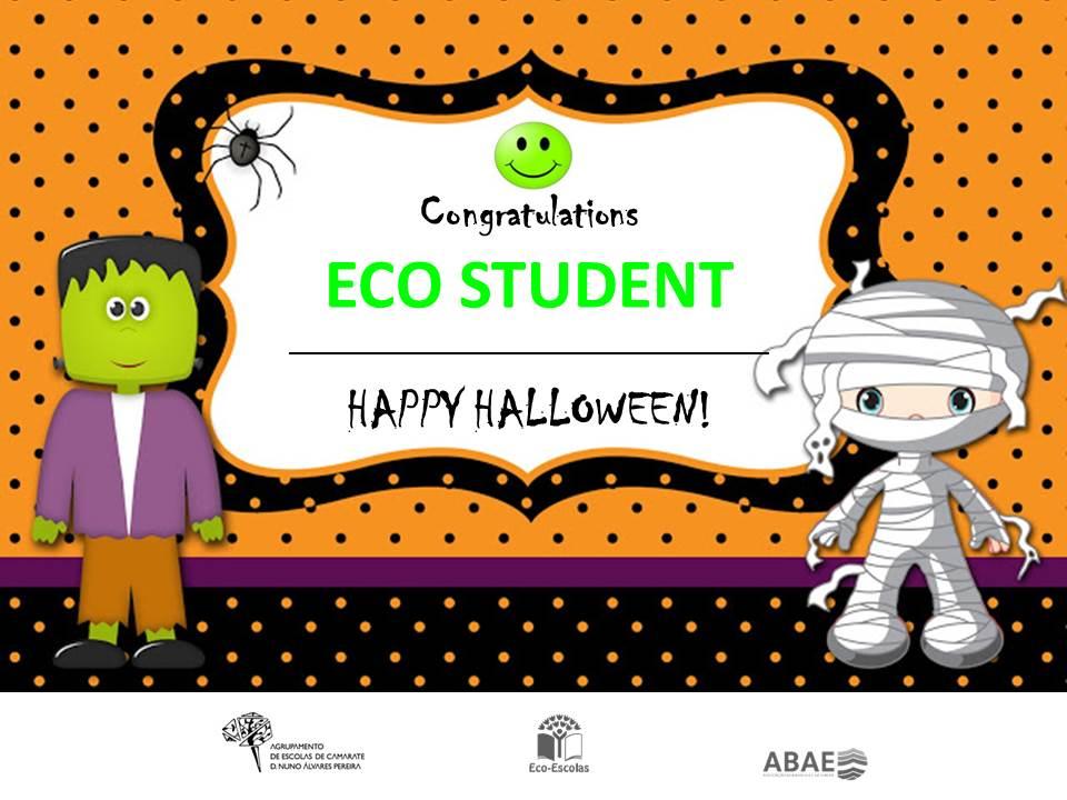 Eco-halloween