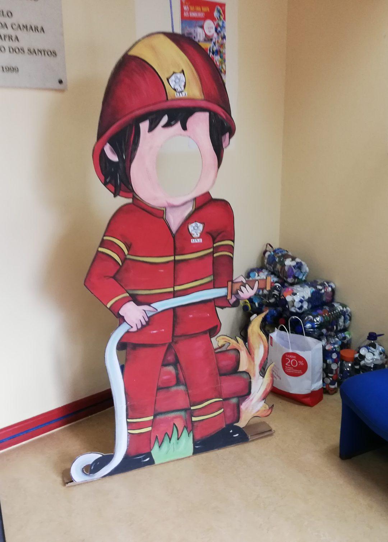 """Campanha de Recolha de """"tampinhas"""" para os Bombeiros Voluntários da Malveira"""