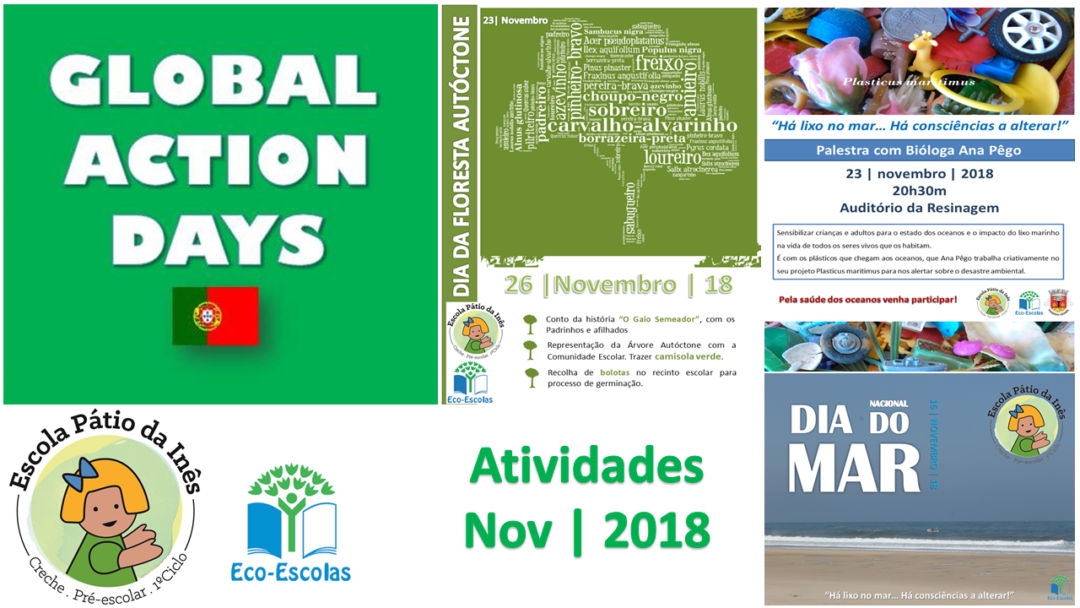 Global Action Days Novembro 2018