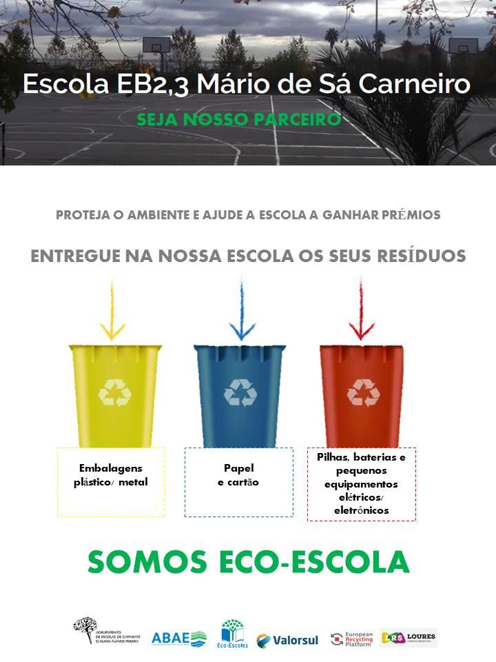 Campanha eco-parceiros