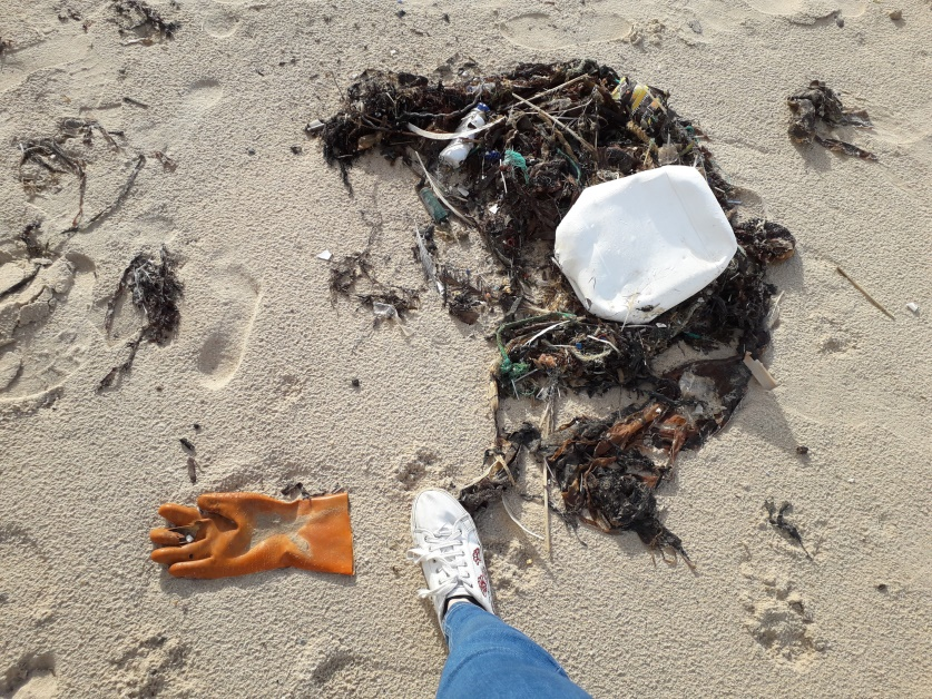 """Ocean or plastic"""