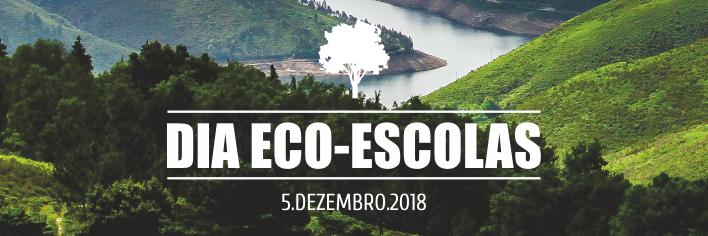 EPATV-Comemoração  Dia Eco-Escolas 5-12-2018