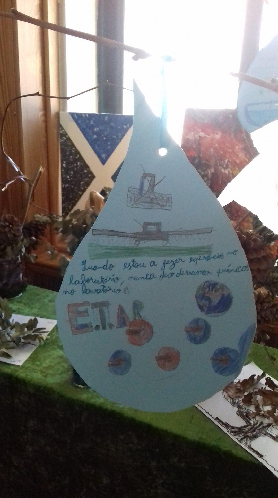Comemoração do Dia Mundial da Água