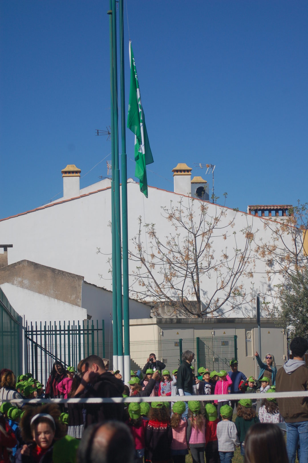 Hastear da Bandeira Verde