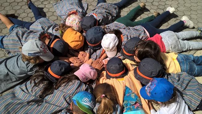 """""""Juntos o Nosso Planeta iremos Salvar""""  JI das Azenhas dos Tanoeiros faz pelo clima"""