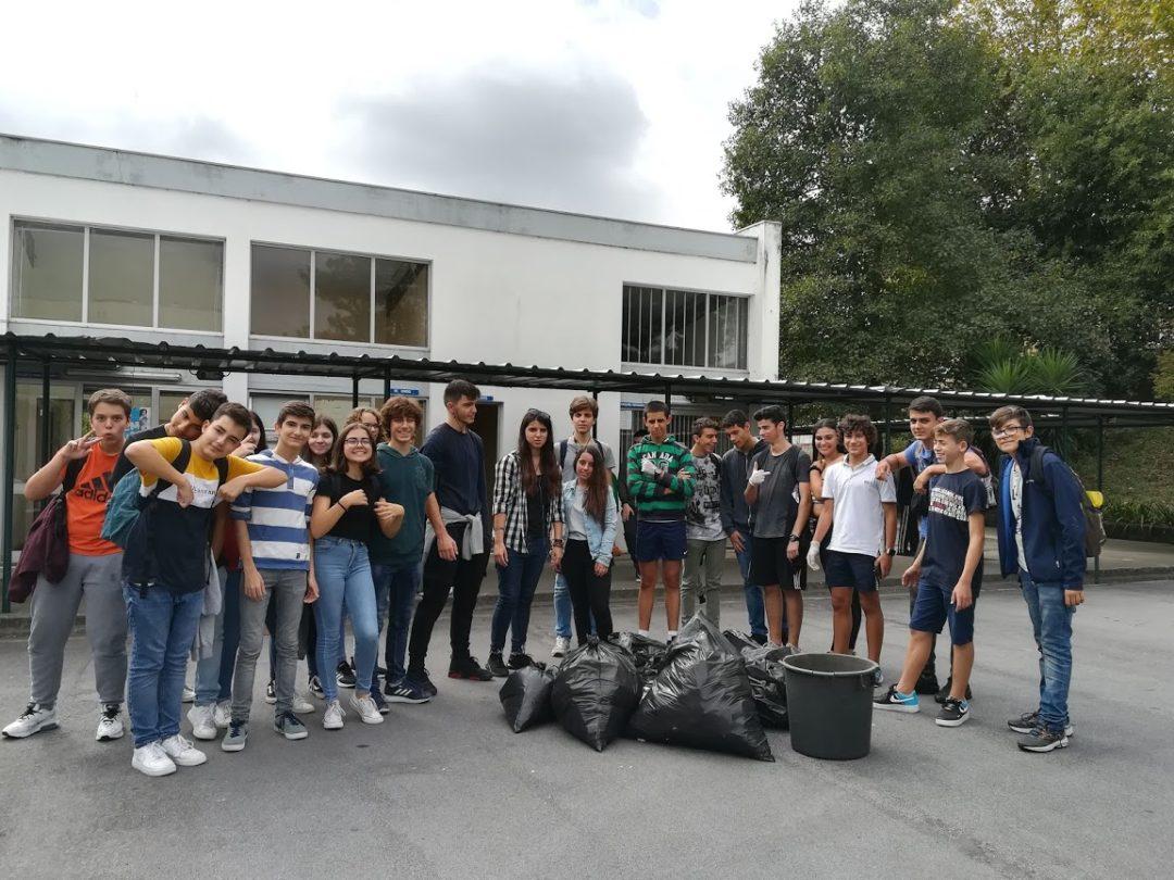 Escola Secundária Gaia Nascente – Greve Climática Global