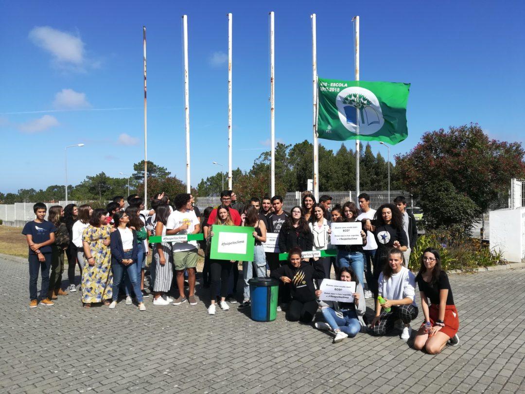 O Colégio Miramar também #FAZPELOCLIMA