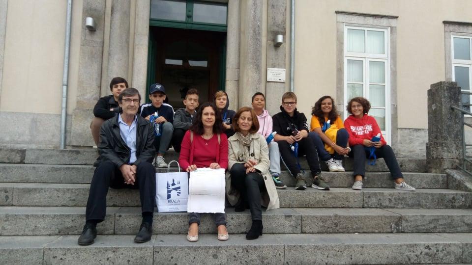 Rota Eco-escola em Braga