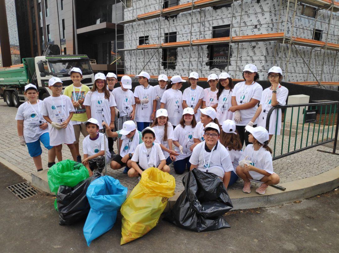 Clean Up the World – Limpar o Funchal do Mar até à Serra
