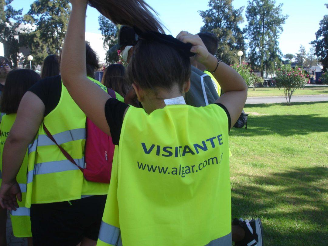 #ecoescolasfazpeloambiente – Visita ao Aterro Sanitário do Sotavento Algarvio – Agrupamento de Escolas Dr. Alberto Iria