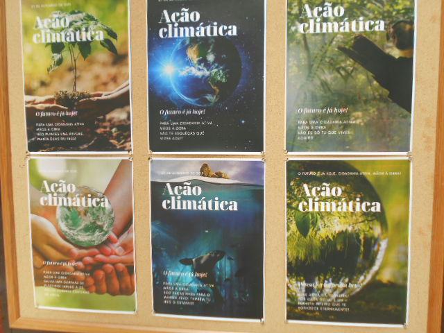 Agrupamento de Escolas Lima-de-Faria , Cantanhede #fazpeloclima# #ecoescolasfazpeloclima #ecoschools #globalactiondays