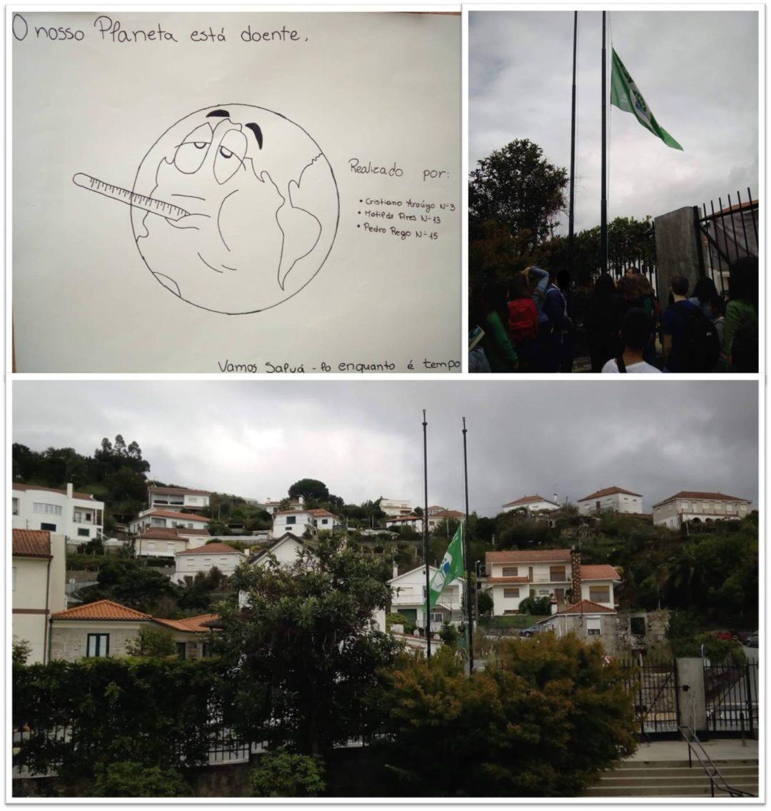 """Agrupamento de Escolas de Vila Nova de Cerveira """"faz pelo clima"""""""
