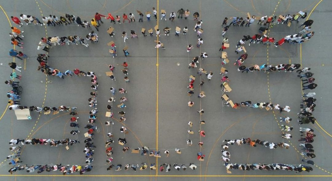 "#globalactiondays / #FEEGAD / #GADPORTUGAL""SOS pelo Clima"""