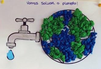 Escola Primária Santa Ana – Vamos Salvar o Planeta!