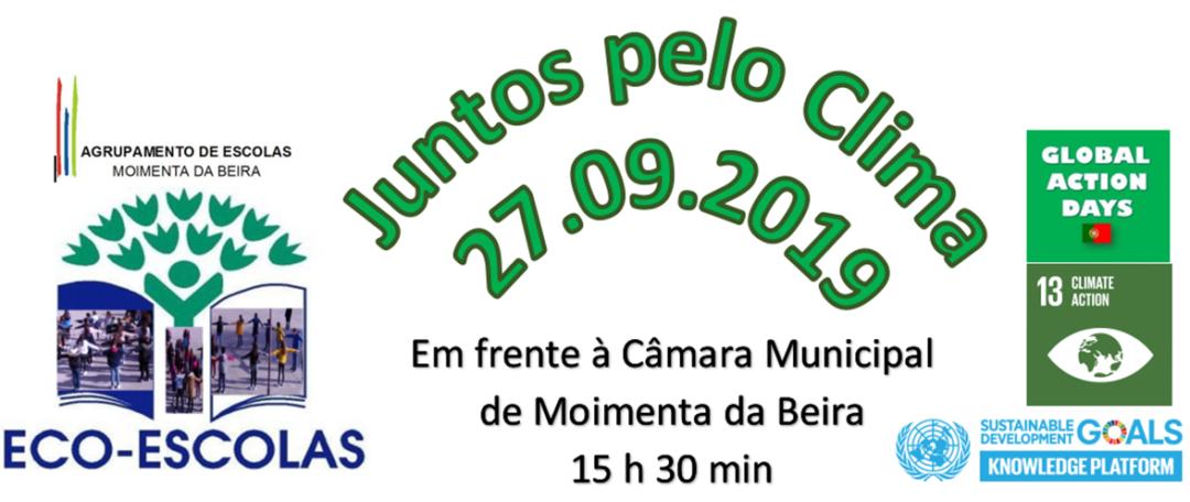 Juntos pelo Clima 27/09/2019