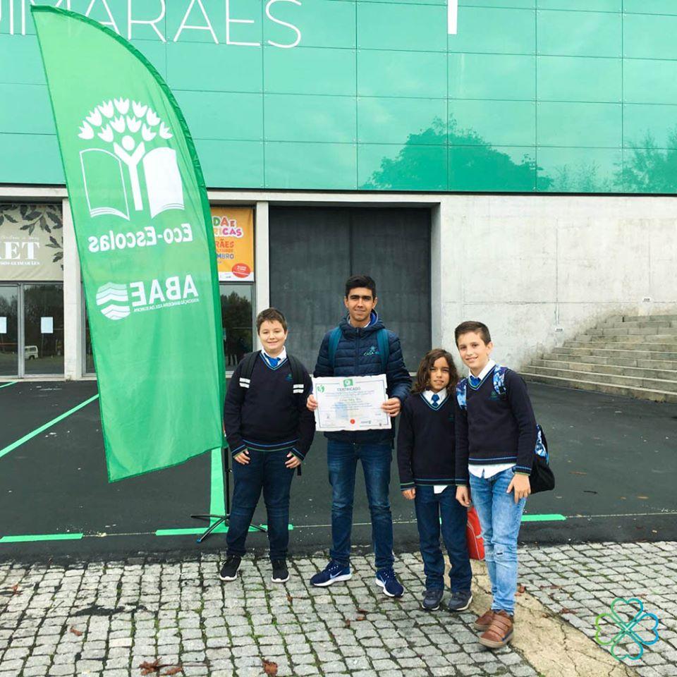 Dia das Bandeiras Verdes – CCM em Guimarães