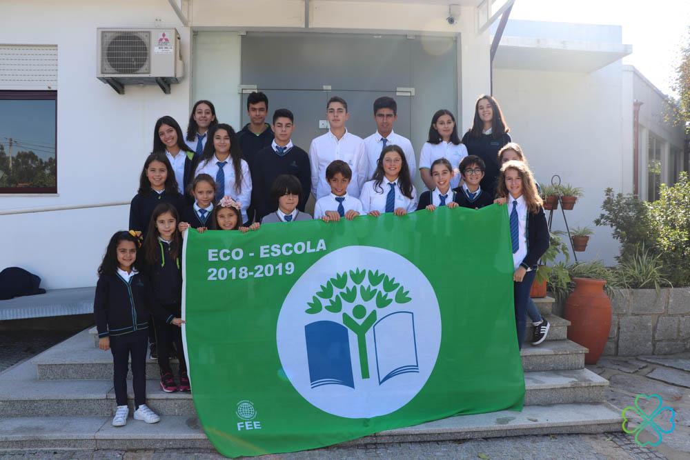 Hastear da Bandeira Verde 2018/19
