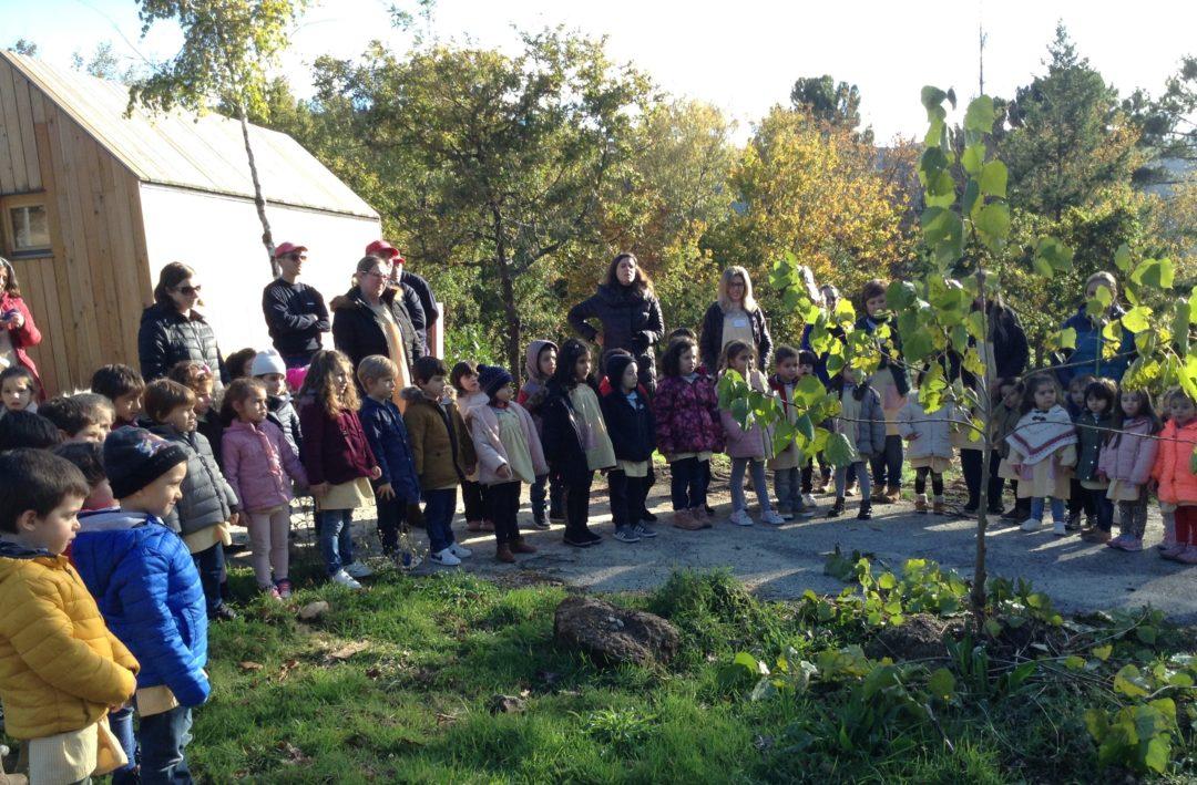 Ações positivas pelo ambiente no Jardim de Infância da ABPG – Gouveia