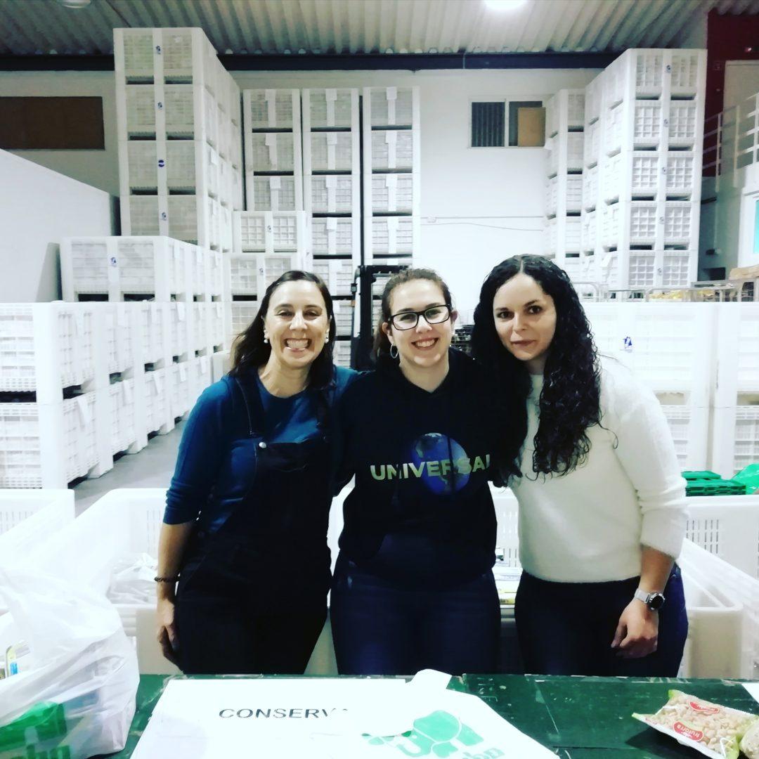 Voluntariado Banco Alimentar