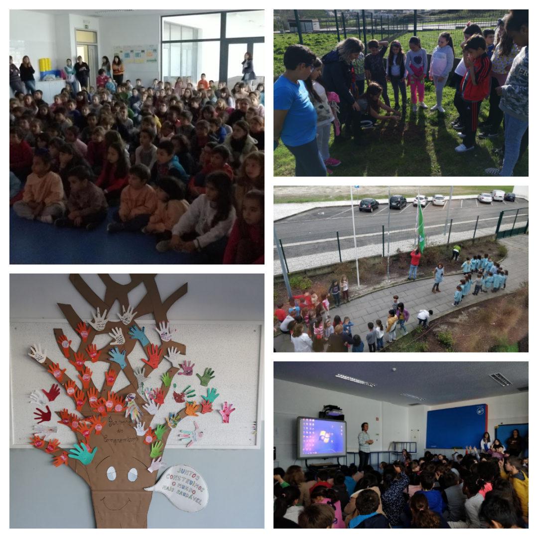 Centro Escolar de Alcobaça #fazpeloclima